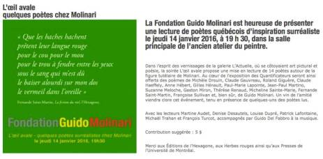 Fondation Guido Molinari