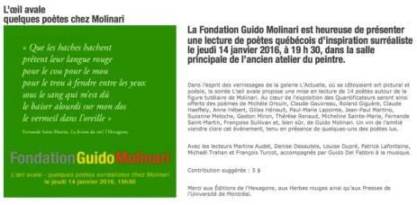 Fondation Guido Molinari